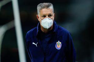 """""""Si llega una oferta importante podrá salir"""": Ricardo Peláez abre la puerta a JJ Macías"""