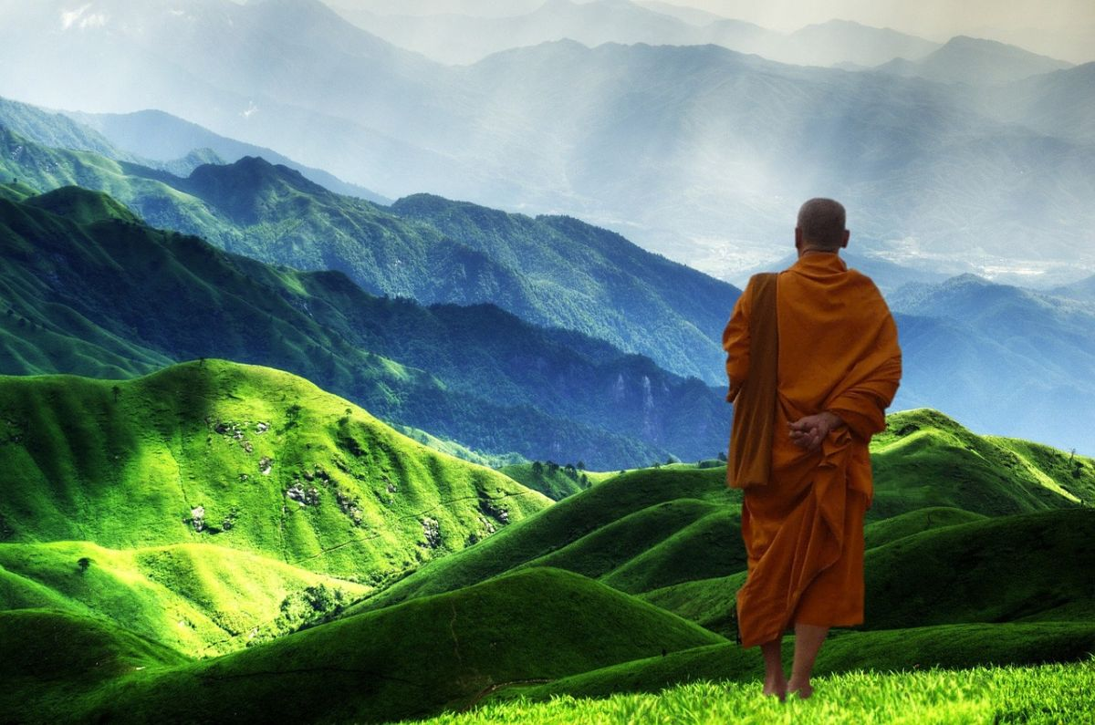 Pon en marcha estos ritos tibetanos para mejorar tu salud