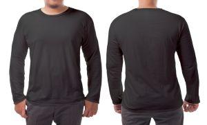 Playeras de manga larga para hombre que pueden usar por debajo de las camisas
