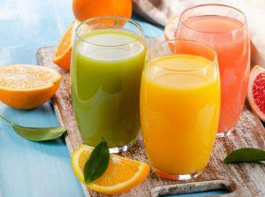 3 ricos jugos para bajar de peso llenos de fibra que pueden sustituir tu desayuno