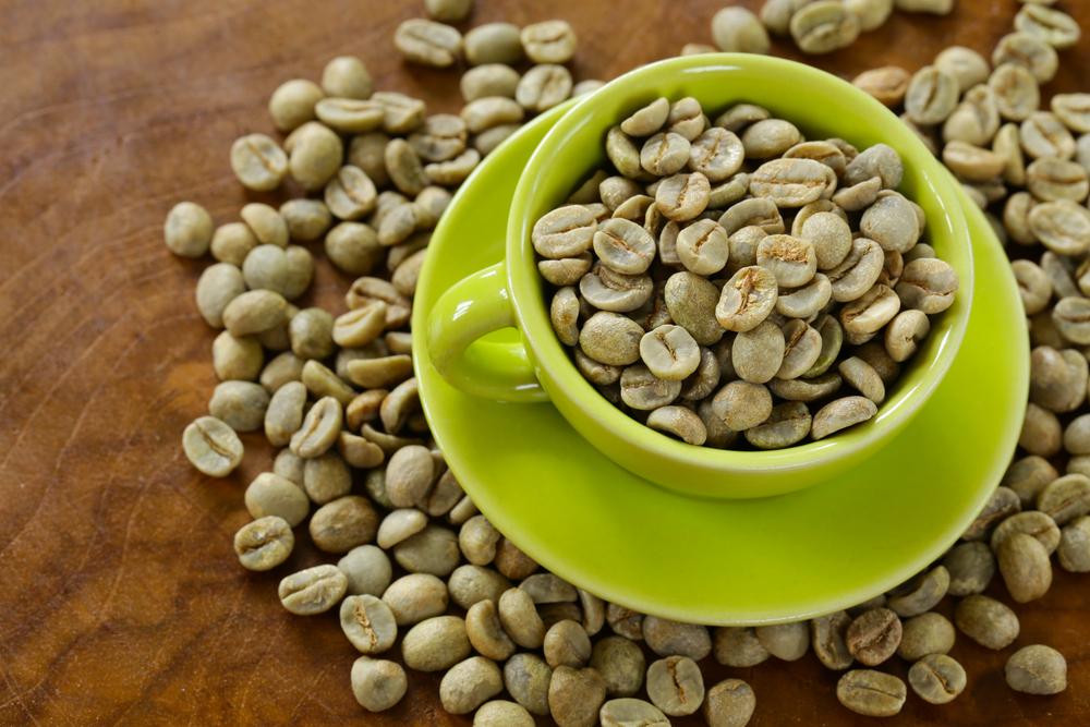 Cambia tu café regular por café verde para acelerar el metabolismo, para adelgazar, y evitar comer de más