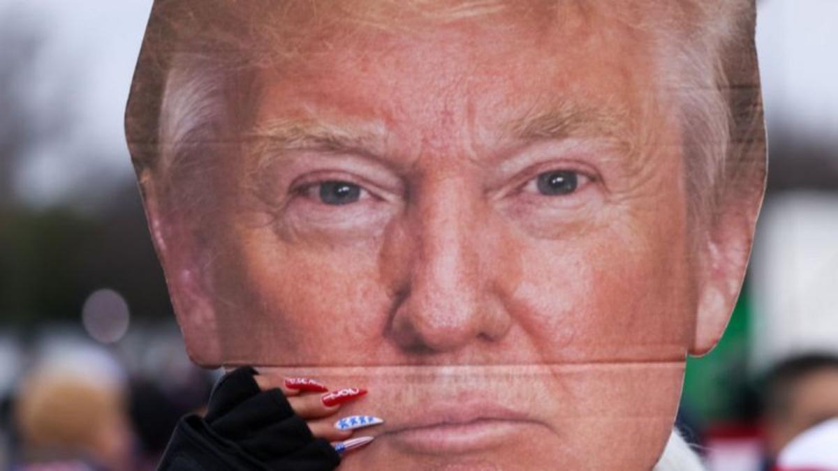 El caos que causó el asalto al Capitolio podría provocar la destitución de Trump.