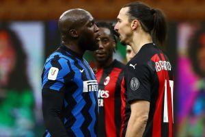 VIDEO ¡Sacaron chispas! Lukaku y Zlatan se encararon como fieras y toda Italia tembló