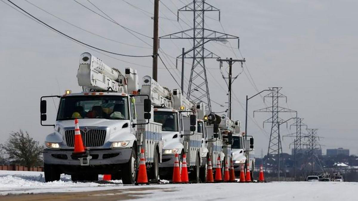 Apagones en México: la enorme dependencia mexicana del gas de EE.UU. que dejó al descubierto la tormenta invernal en Texas