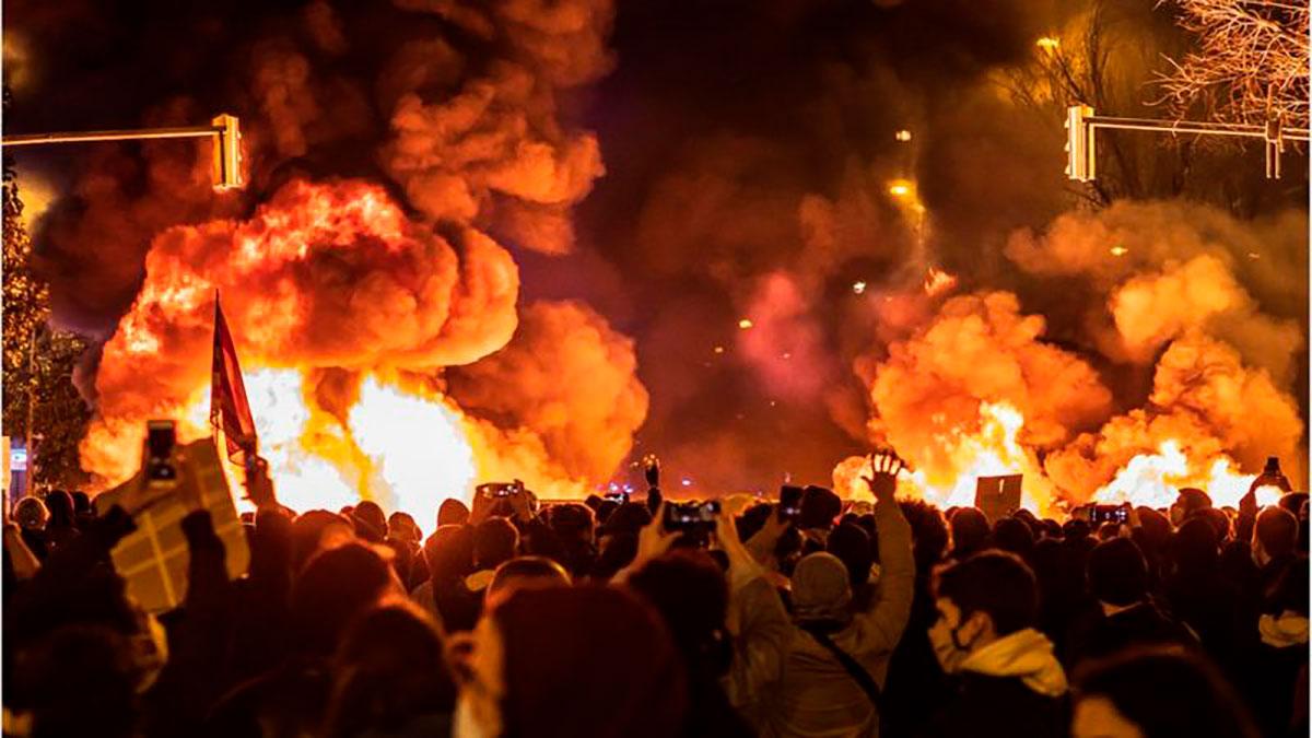 """Pablo Hasél   """"El encarcelamiento del rapero fue el detonante, pero hay muchas más cosas"""": qué hay detrás de la ola de protestas en Barcelona"""