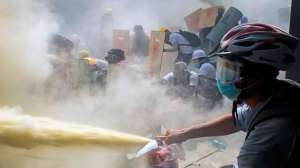 Golpe de Estado en Myanmar: al menos 18 muertos en el día más mortífero de las manifestaciones