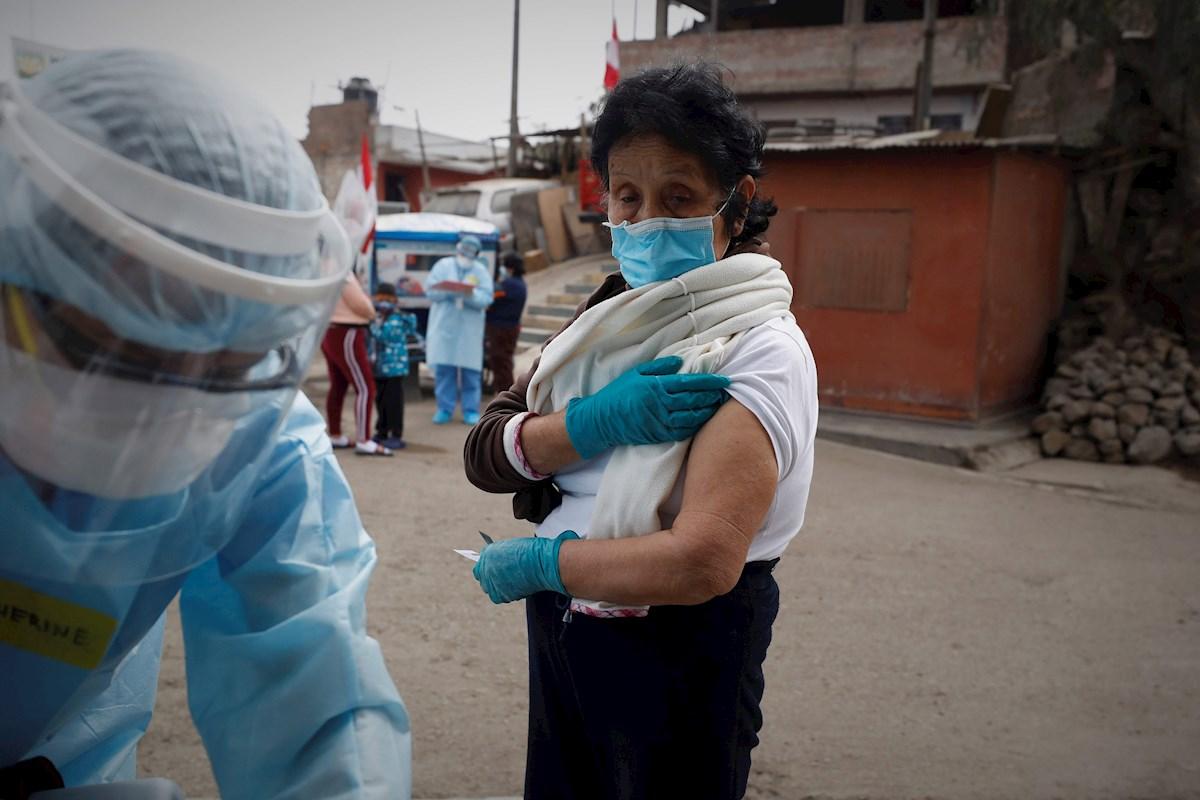 El continente americano padece de desigualdad en el suministro y aplicación de vacunas contra COVID-19.