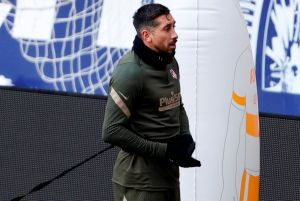 Héctor Herrera venció al COVID-19 y volvió a los entrenamientos