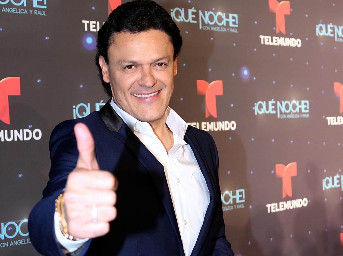 Pedro Fernández confirma nuestra exclusiva: Será el protagonista de 'Malverde'