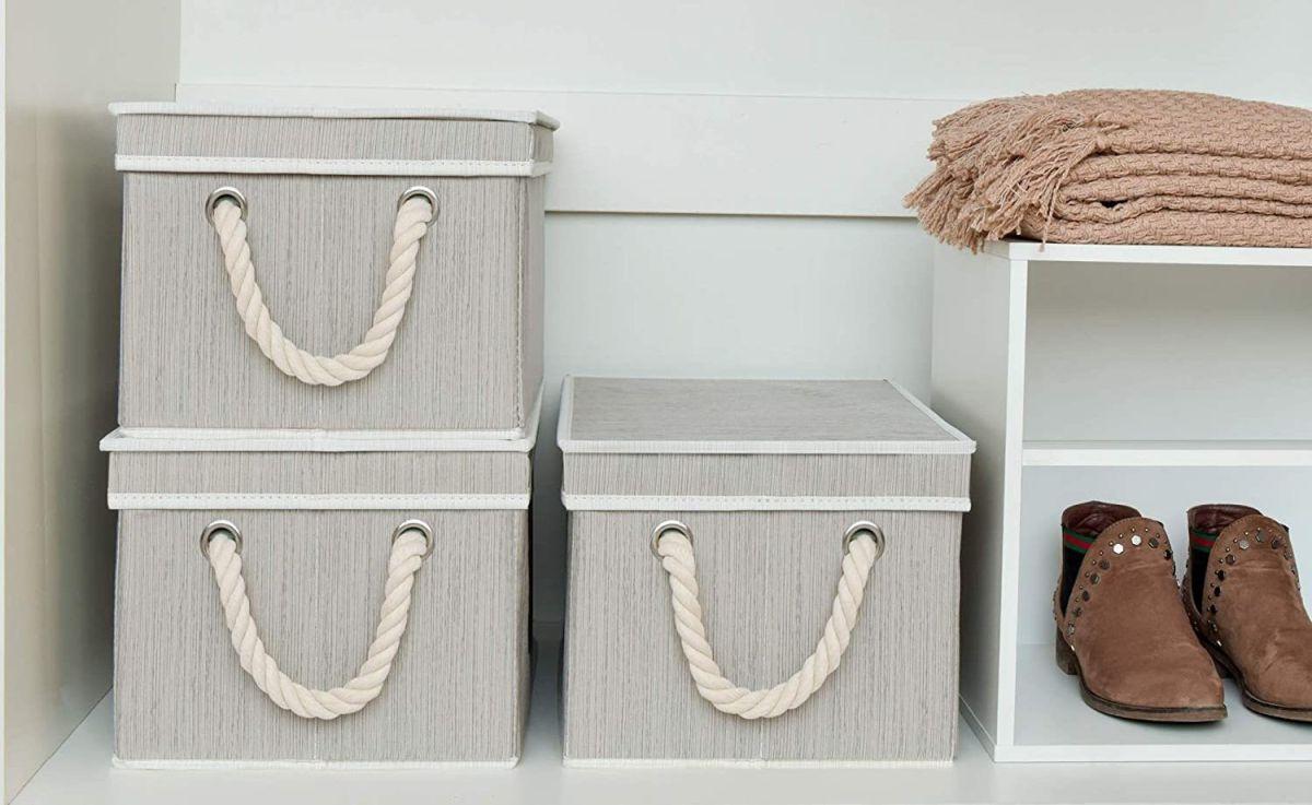 Los mejores 8 productos para organizar tus gabinetes, armarios, y herramientas del hogar