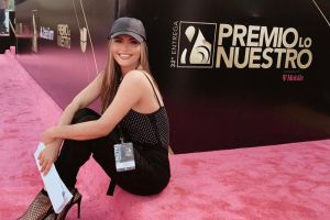 """Chiqui Delgado lista para debutar como presentadora de 'Premio Lo Nuestro': """"Me Gusta pero me asusta"""""""