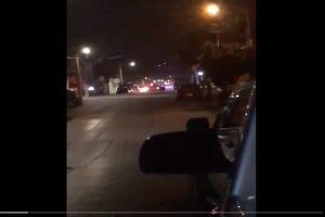 Captan balacera en zona que el CJNG y Cártel de Sinaloa se disputan, aquí el video