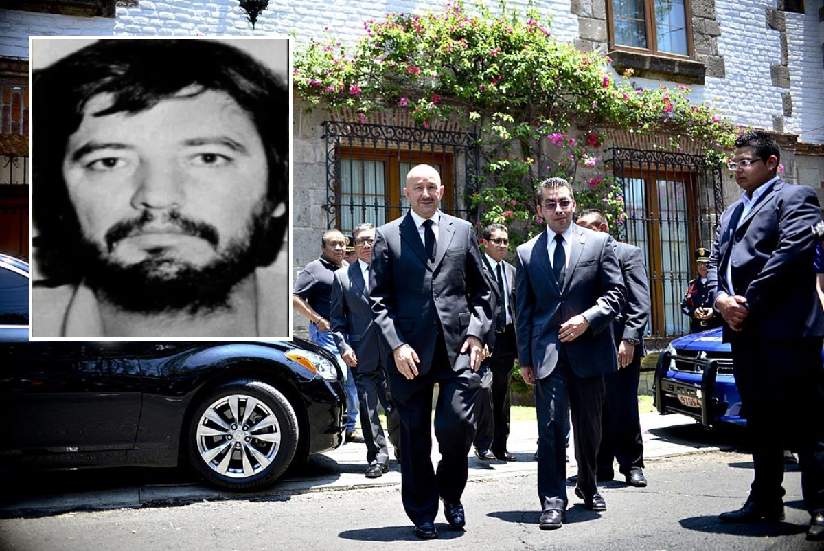 Carlos Salinas, expresidente de México, se reunía con Amado Carrillo, el Señor de los Cielos, asegura periodista