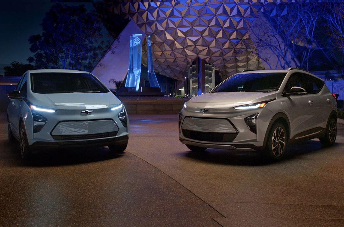 Bolt EV y Bolt EUV: la dupla electrificada de Chevrolet