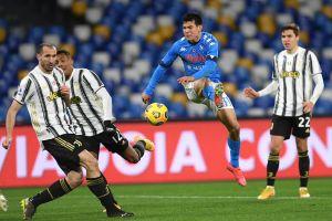 Afición del Napoli enfurece contra Gattuso, lo culpan de la lesión de 'Chucky' Lozano