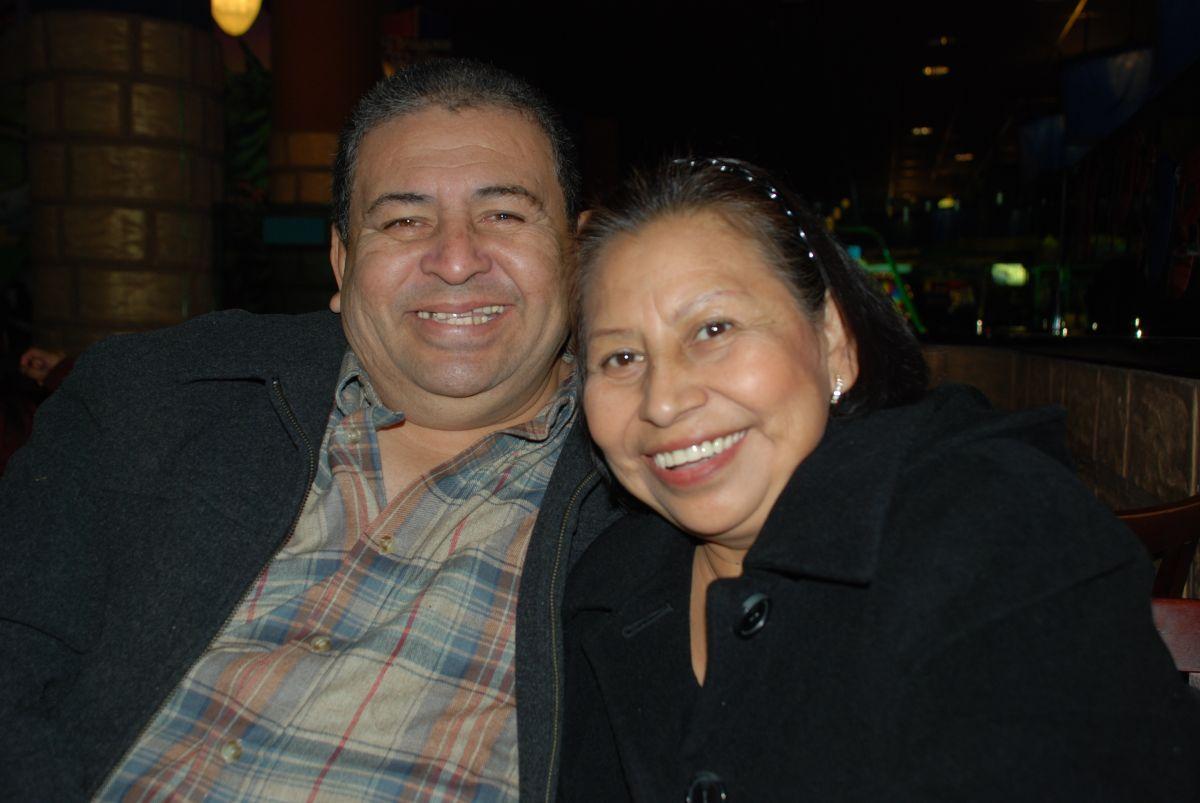 La pareja de Arturo y Amparo Ferrel mueren de COVID, con semanas de diferencia. (Cortesía Héctor Ferrel)
