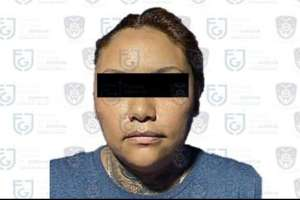 FOTOS: Cae la Chamaca, mujer narco que lideraba grupo criminal