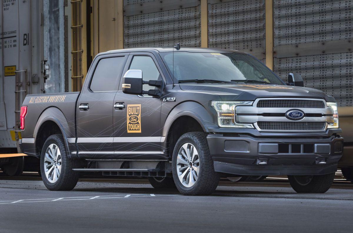 La primer pickup eléctrica de Ford ya tiene fecha de producción