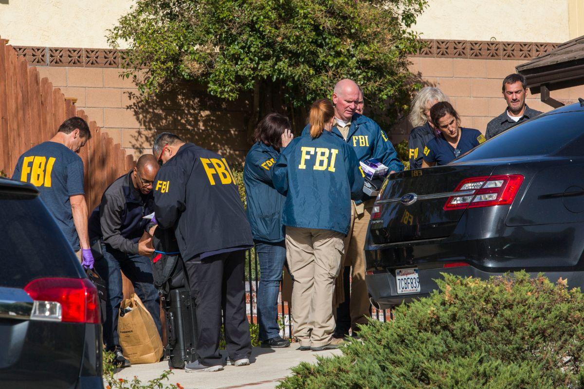 El FBI realizó el arresto el 20 de enero en Cathedral City, California.