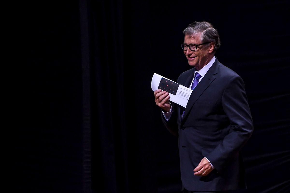 51,000 millones y cero, los dos números que debes saber sobre el cambio climático según Bill Gates