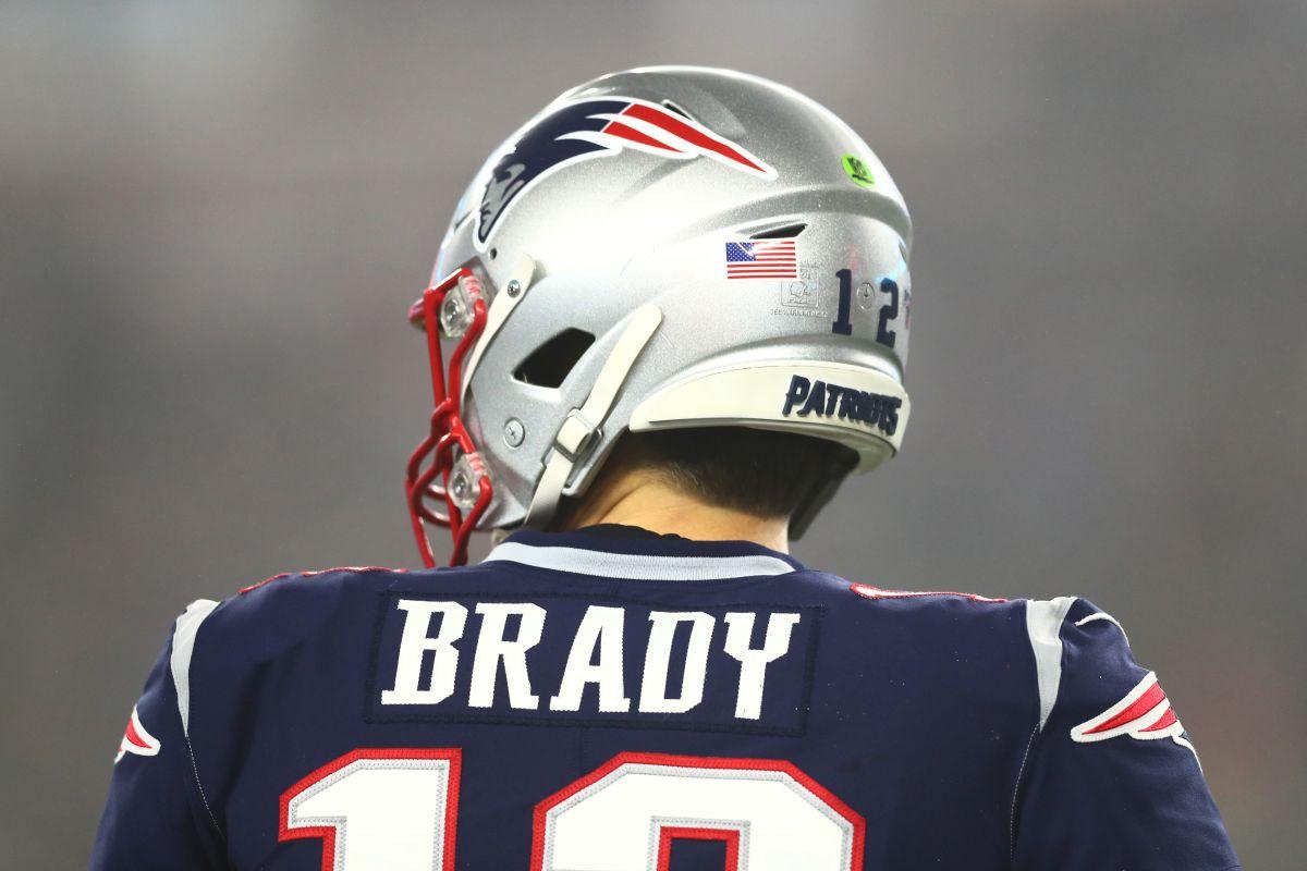 ¡Increíble! Tom Brady rompe récord de ventas de jerseys en una temporada de la NFL