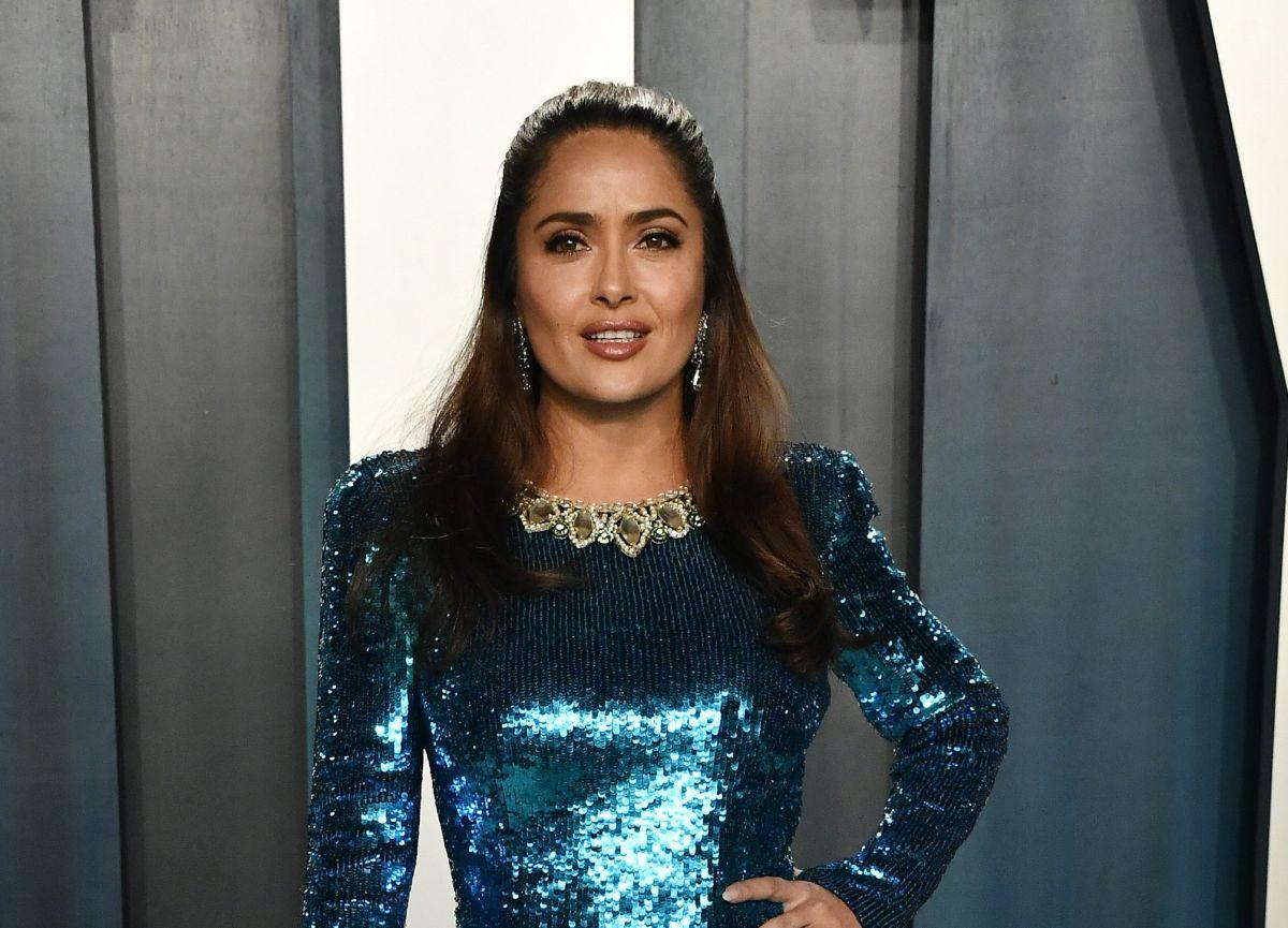 """Salma Hayek fue la actriz principal y productora de """"Frida"""", película que se estrenó en 2002."""