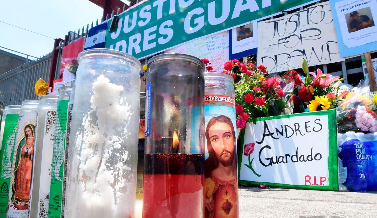 La acctuación del LASD en el caso de Andrés Guardado ha estado bajo escrutinio.