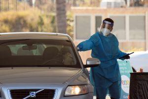 El condado de Orange convirtió el Centro de Convenciones de Anaheim en un centro de vacunación de coronavirus