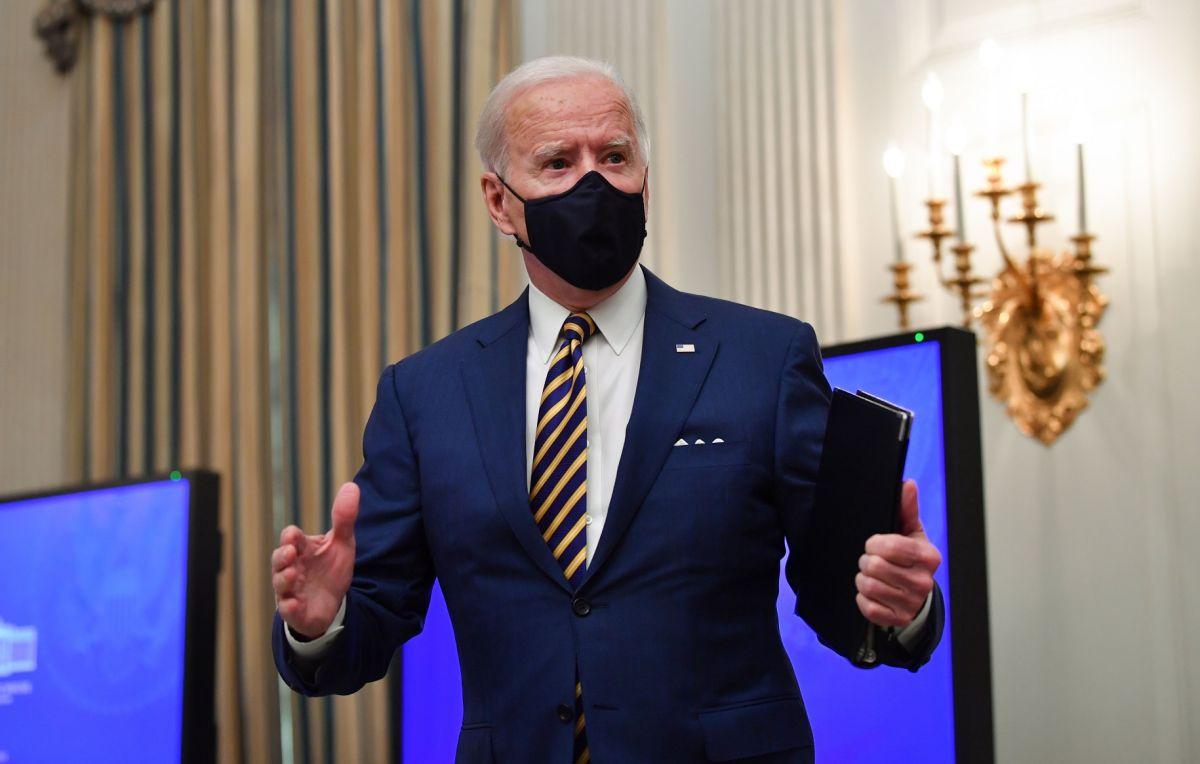 El presidente Joe Biden cumple su promesa de presentar una reforma migratoria.