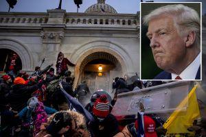 Arranca 'impeachment' a Trump con video sobre toma violenta del Capitolio