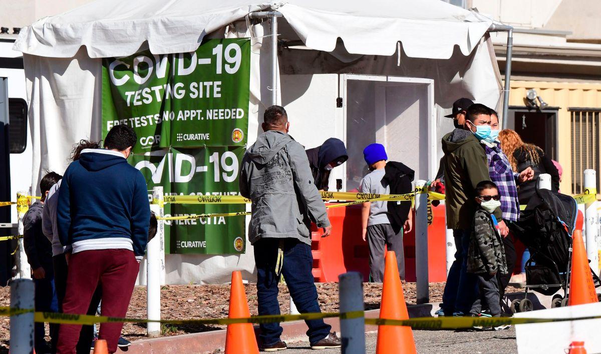 Ya no hará falta cita para hacerse un test de coronavirus en Los Ángeles, según el alcalde Garcetti