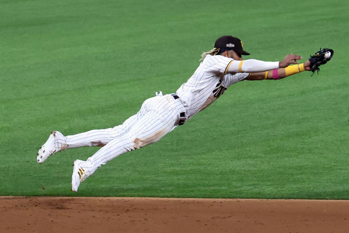 Fernando Tatis Jr., tal vez el jugador más divertido del béisbol.