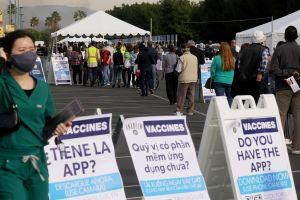 Falla eléctrica en centro de Aliso Viejo, California pone en riesgo cerca de 6,000 dosis de la vacuna de coronavirus