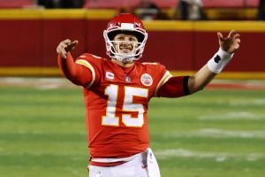 """Patrick Mahomes es invencible, pero Tom Brady """"siempre"""" gana el Super Bowl"""