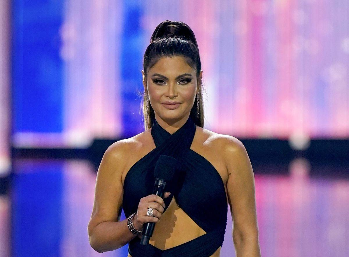 Chiquinquirá Delgado habla del cambio de compañero en 'Mira Quién Baila'