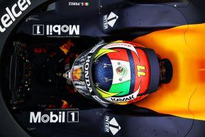 """VIDEO: Así es el nuevo auto de Fórmula 1 que conducirá """"Checo"""" Pérez con Red Bull"""