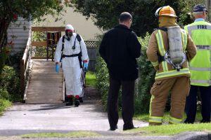Una persona muerta y otra herida tras exponerse a químicos dentro de un laboratorio de drogas casero en California