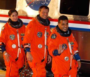 José Hernández, el astronauta que fue campesino en California, se motiva con la misión de la NASA en Marte