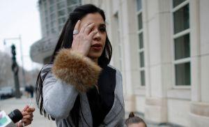 """Por qué el juicio contra """"El Chapo"""" fue la perdición de Emma Coronel"""