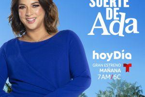 En exclusiva avance del regreso de Adamari López a las telenovelas