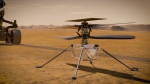 La NASA invita al público a volar por Marte con el helicóptero Ingenuity