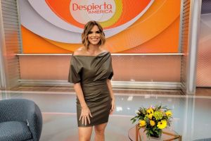 Mira cómo fue el regreso de Rashel Díaz a Univision en 'Despierta América'