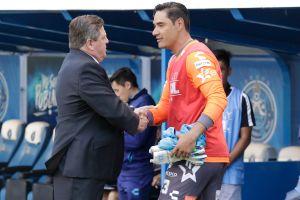 No dio el extra: Miguel Herrera reveló la razón por la que no se llevó a Moisés Muñoz al Mundial de Brasil 2014