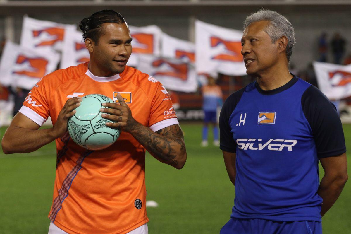 Carlos Peña es el fichaje estelar del club.