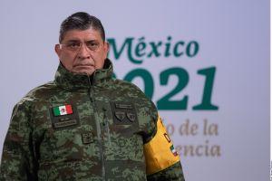 Secretario de la Defensa Nacional de México, Luis Cresencio Sandoval, da positivo a COVID-19