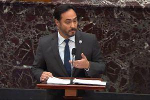 Joaquín Castro en el juicio político a Trump: el asalto al Capitolio se preparó durante meses