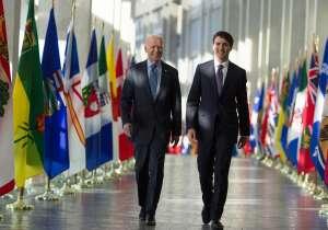 Joe Biden y Justin Trudeau realizan primer encuentro virtual para reforzar lazos de cooperación