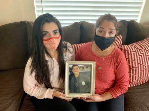Familia de oficial del LAPD asesinado pide al fiscal ponerse en sus zapatos