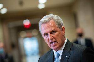 Republicanos arman estrategia conjunta en contra del proyecto de ley del cheque de estímulos