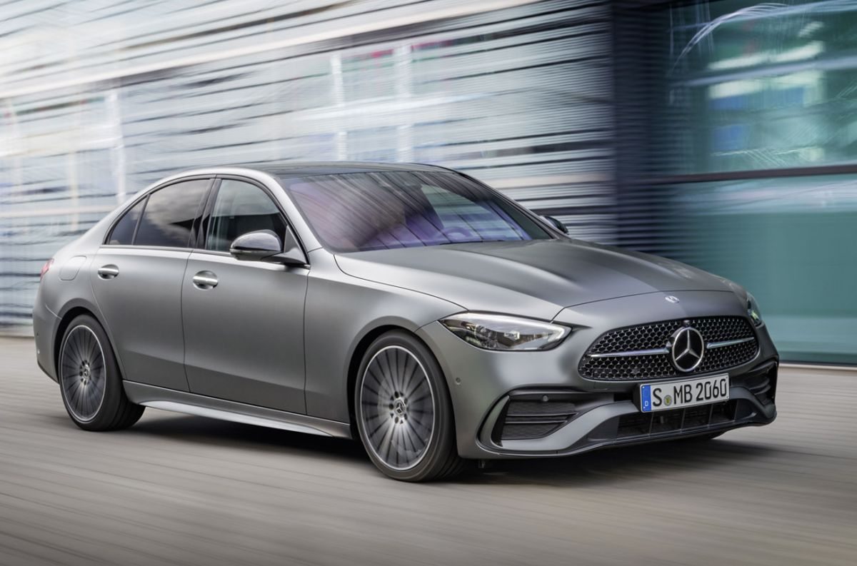 Nueva generación para un buque insignia de Mercedes-Benz